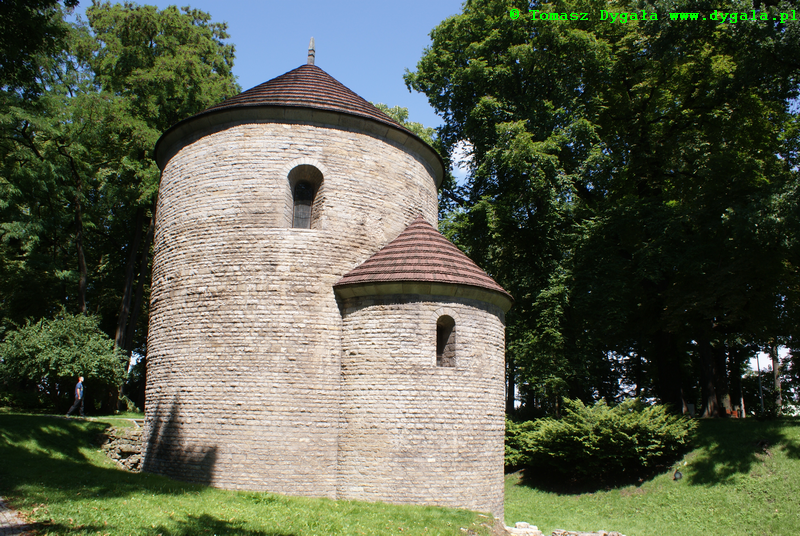 Rotunda św. Mikołaja w Cieszynie,znana wszystkim z banknkotów 20-złotowych