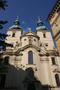 kościół sv. Havla, Praha