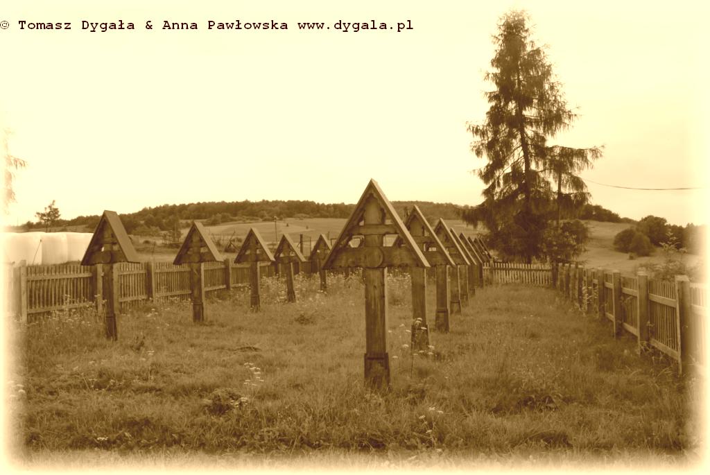 Cmentarz wojenny nr 5 w Grabiu