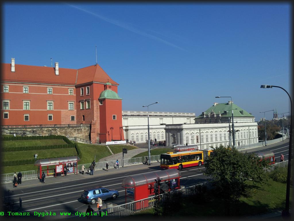 zamek i pałac pod blachą