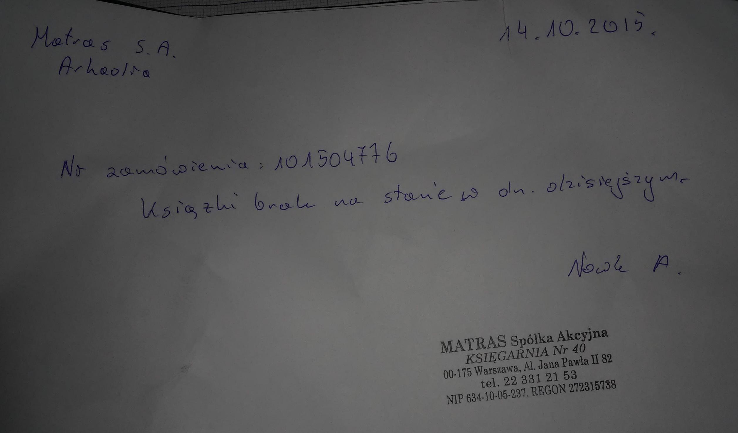 matrasosw