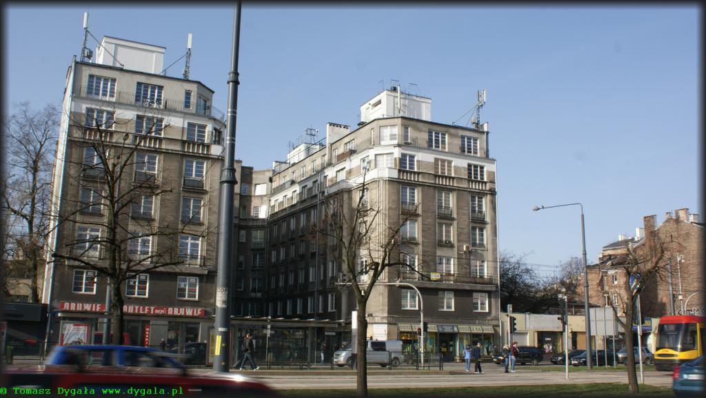 Targowa15 dom Juliusza Nagórskiego